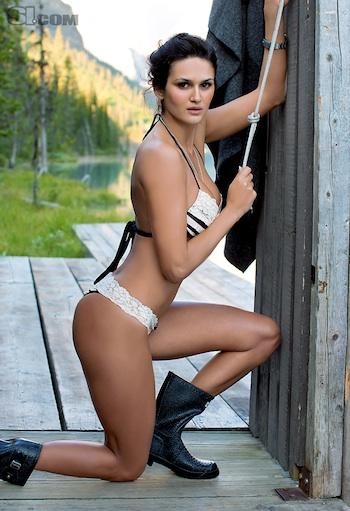 Leryn franco the hot paraguayan poses in si swimsuit issue unlike a lot of athletes who appear in the pages of the swimsuit edition franco could thecheapjerseys Choice Image