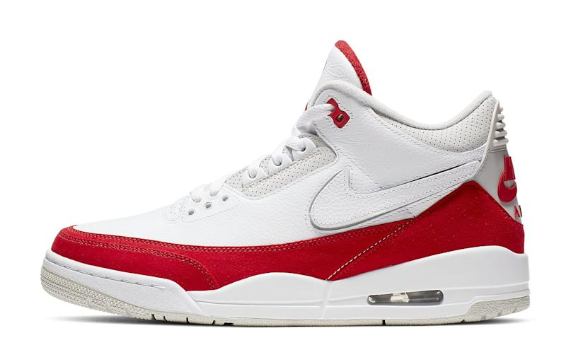 This Air Jordan 3 Tinker Sneaker Draws Inspiration From a Classic