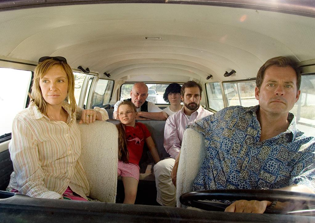 """<a href=""""http://movies.yahoo.com/movie/1809257696/info"""">LITTLE MISS SUNSHINE</a>   Starting Point: Albuquerque, NM   Ending Point: Redondo Beach, California   Goal: Get Olive to the beauty contest on time.   Snags: Broken down VW van and a dead grandparent in the back."""