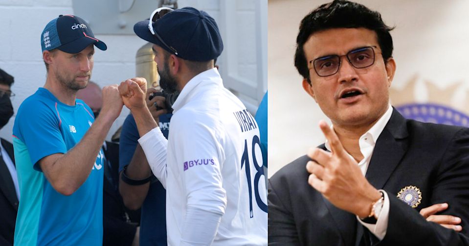 BCCI President Sourav Ganguly Unsure Of 5th Test Going Ahead In Manchester