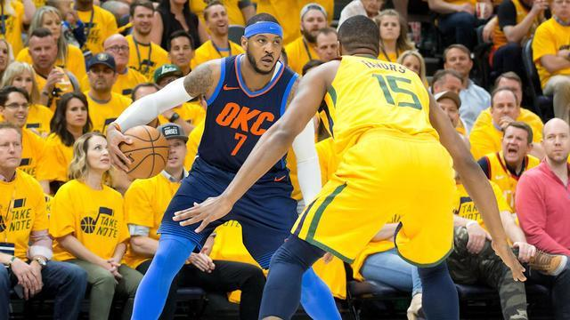 On CBS Sports HQ, NBA analyst Raja Bell joins Dalen Cuff and Tommy Tran to break down what team would be the best fit for Carmelo to join.