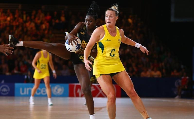 Aussies to play NZ in Games netball final