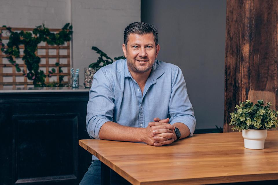 A photo of Ben Thompson, co-founder and chief executive officer of human resources platform Employment Hero