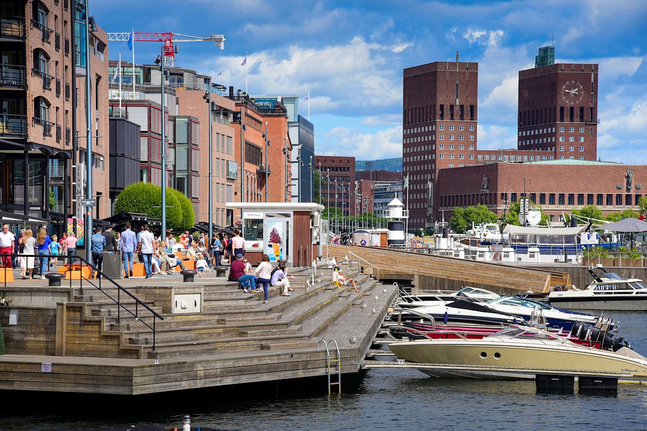 In 2018, Norway's king and queen celebrate the 50th year of their marriage. Expect fanfare and pageantry. Likewise, Oslo's landmark Opera House will mark its 10th anniversary with a season of special concerts and performances.