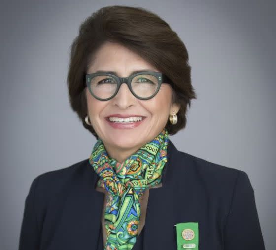 Girl Scouts CEO Sylvia Acevedo (Korey Howell Photography/GSUSA via AP)