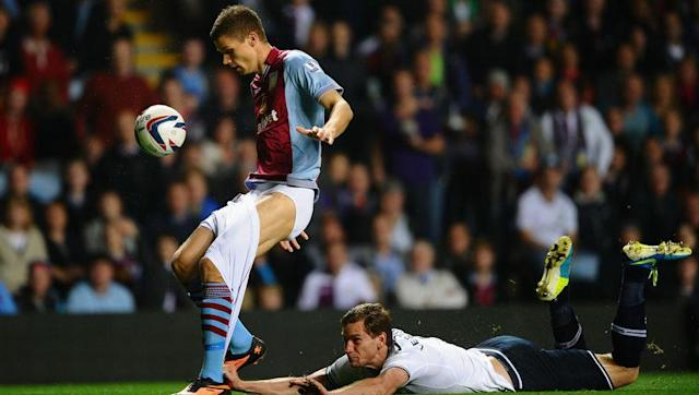<p>Having scored goals in his native Denmark, Villa hoped they were signing one of Europe's up and coming strikers in 2013.</p> <p>However, Helenius failed to ever really force his way into the first team plans at Villa Park and only ever made six appearances in a claret and blue shirt.</p> <p>After one year in the Premier League, Helenius returned on loan to his former side Aalborg, where he signed permanently a year later.</p>