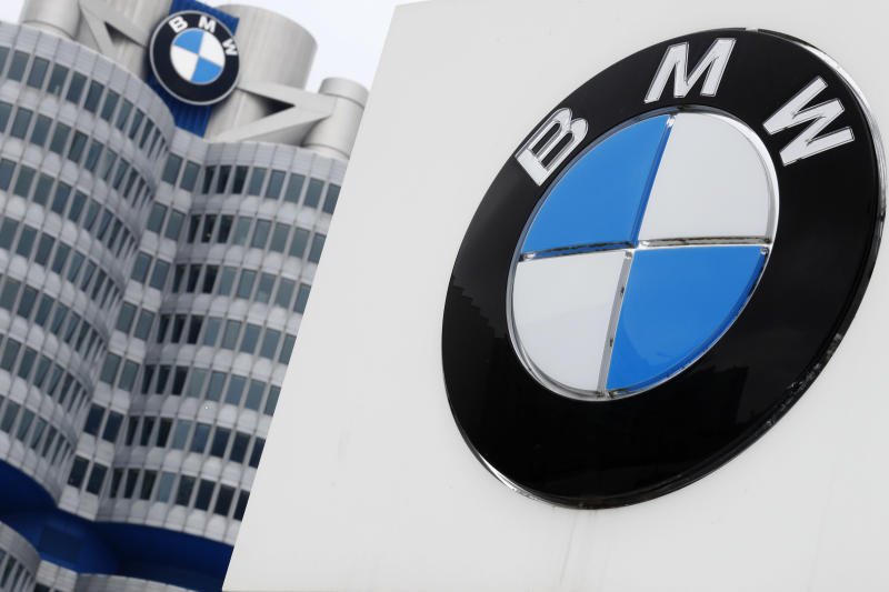 BMW-Inflated Sales