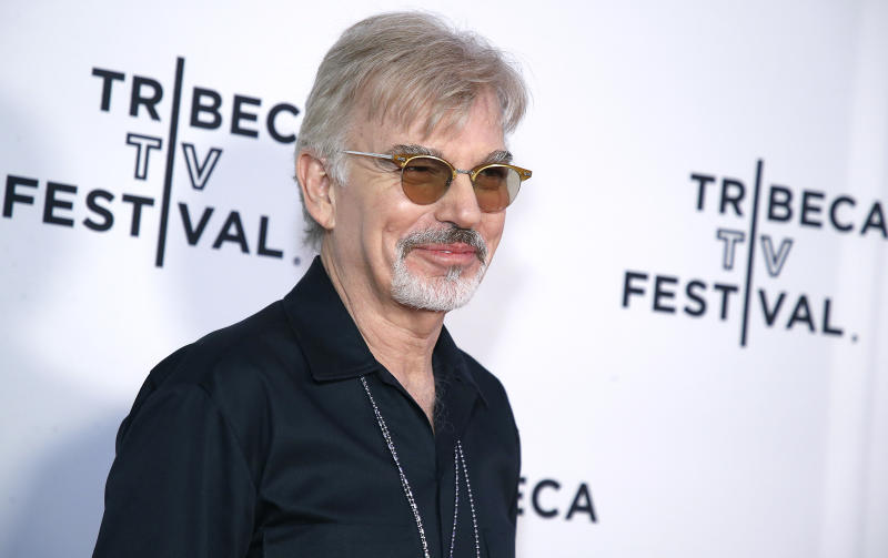 "NEW YORK, NEW YORK - SEPTEMBER 13: Billy Bob Thornton attends ""Goliath"" during 2019 Tribeca TV Festival at Regal Battery Park Cinemas on September 13, 2019 in New York City. (Photo by John Lamparski/Getty Images for Tribeca TV Festival)"