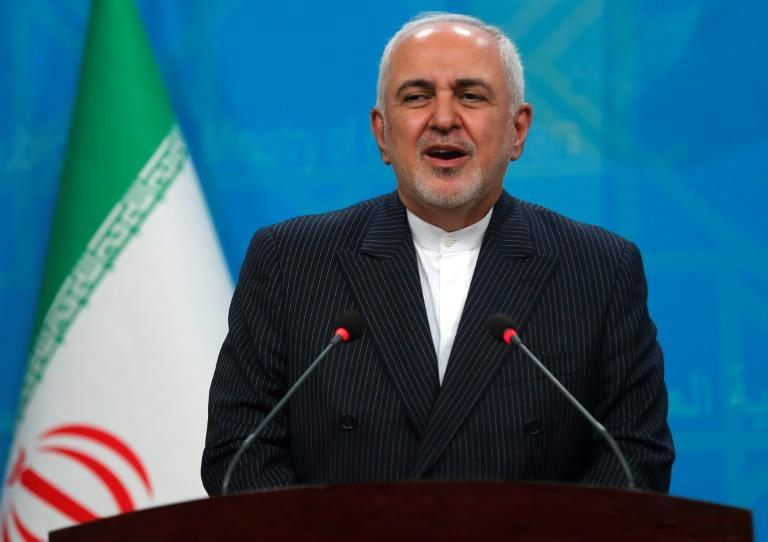 One day after the Saudi crown prince called for a ceasefire and negotiations in Yemen, Iran's Foreign Minister Mohammad Javad Zarif met the Yemeni rebel spokesman