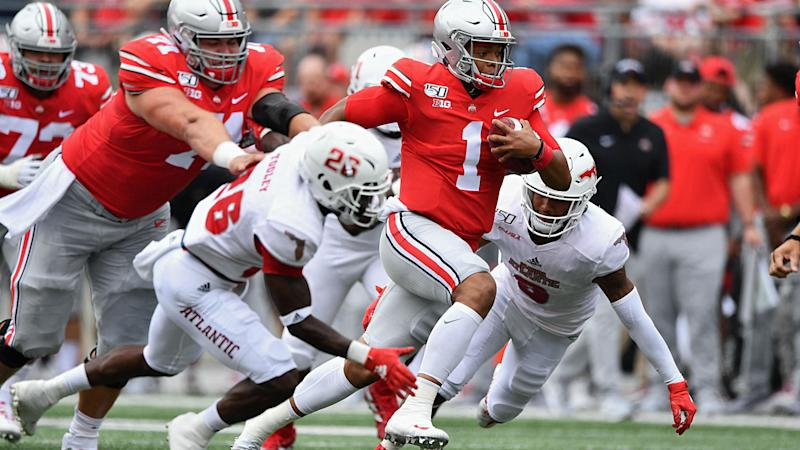 College Football Schedule Week 5 What Games Are On Today
