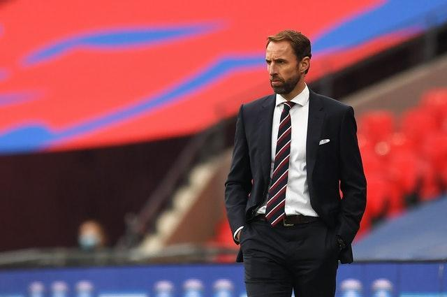 Gareth Southgate's England are set to face Scotland at the European Championship (Neil Hall/PA).