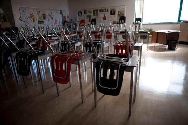 A dispute over funding for students of Saskatchewan Catholic schools has finally been resolved by the Supreme Court of Canada after a 16-year legal battle. (Jonathan Hayward/Canadian Press - image credit)