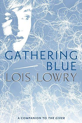 """<p><strong>Lois Lowry</strong></p><p>Amazon</p><p><strong>$8.79</strong></p><p><a href=""""http://www.amazon.com/dp/0547904142/?tag=syn-yahoo-20&ascsubtag=%5Bartid%7C10049.g.28008857%5Bsrc%7Cyahoo-us"""" rel=""""nofollow noopener"""" target=""""_blank"""" data-ylk=""""slk:Shop Now"""" class=""""link rapid-noclick-resp"""">Shop Now</a></p><p>The second book from Lowry's <em>The Giver Quartet</em> series, <em>Gathering Blue</em> centers around 16-year-old Kira, who was born with a deformed foot and whose talent for weaving makes her invaluable in a society that shuns the imperfect.</p>"""