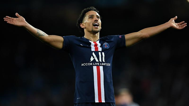 Marquinhos signs new PSG deal until 2024