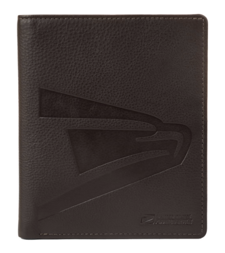 "<p>usps.com</p><p><strong>$16.99</strong></p><p><a href=""https://store.usps.com/store/product/stamp-gifts/leather-passport-wallet-brown-sonic-eagle-P_843019"" rel=""nofollow noopener"" target=""_blank"" data-ylk=""slk:Shop Now"" class=""link rapid-noclick-resp"">Shop Now</a></p><p>Have you been considering a new passport lately? Make sure it is properly sheathed in this simple brown leather option. (This also makes a great dad gift!) </p>"