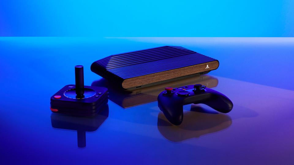 The Atari VCS Gaming and Entertainment System is available now. (Photo: Courtesy of Atari)