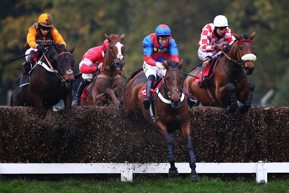 Racing from Ascot (PA)
