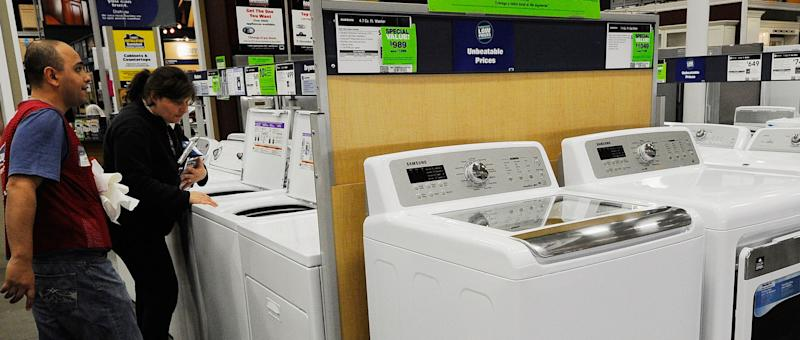 Huge Large Appliance Deals At Best Buy Home Depot Lowe 39 S And Sears