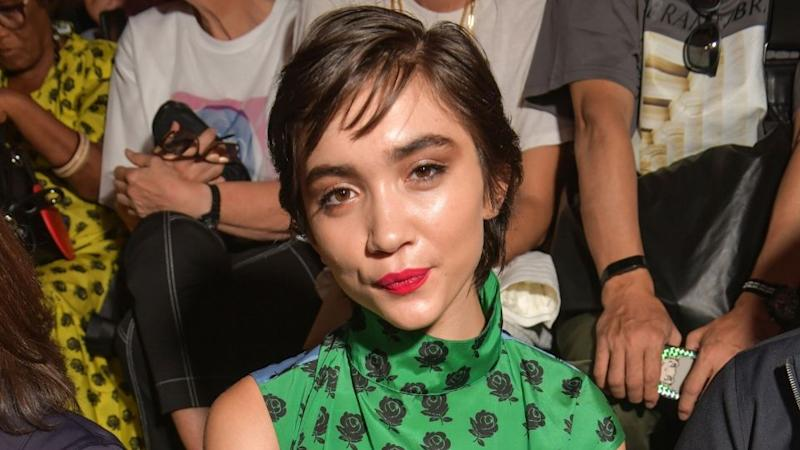 Rowan Blanchard Looks Totally Different With Ultra-Long Hair
