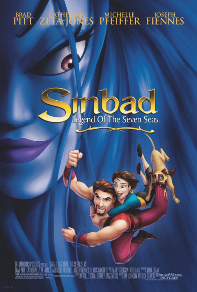 "<p>The hand-drawn animated film that was released by DreamWorks in 2003 seemed like a run of the mill children's movie, but it almost left the production company bankrupt. Not being able to compete against its competitor, Pixar's <em>Finding Nemo</em>, it only <a href=""https://www.the-numbers.com/movie/Sinbad-Legend-of-the-Seven-Seas#tab=summary"" rel=""nofollow noopener"" target=""_blank"" data-ylk=""slk:earned $80 million"" class=""link rapid-noclick-resp"">earned $80 million </a>at the box office and <a href=""https://bombreport.com/yearly-breakdowns/2003-2/sinbad-legend-of-the-seven-seas/"" rel=""nofollow noopener"" target=""_blank"" data-ylk=""slk:lost an estimated $126.6 million"" class=""link rapid-noclick-resp"">lost an estimated $126.6 million </a>for the production company. </p>"