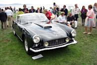 <p>The America models marked the top of the Ferrari range of sports cars. Favorite variants are the 410 Superamerica and the 500 Superfast, as well as the shapely 375.</p>