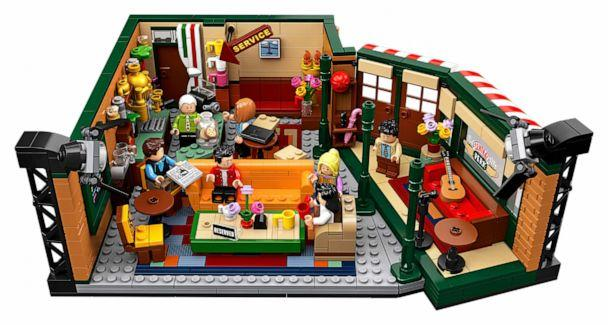PHOTO: LEGO releases 'Friends' set to celebrate 25th anniversary of the hit sit-com. (LEGO)