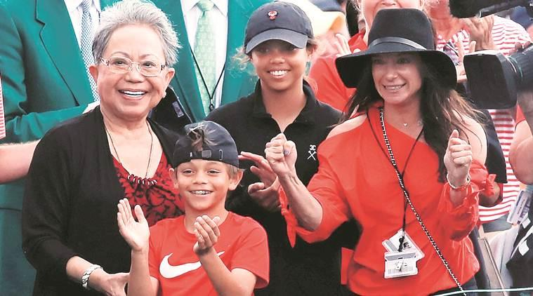 tiger woods, tiger woods masters, tiger woods win, tiger woods news, ttiger woods marsters, golf masters, iger woods result, tiger woods news, golf results, golf news, indian express