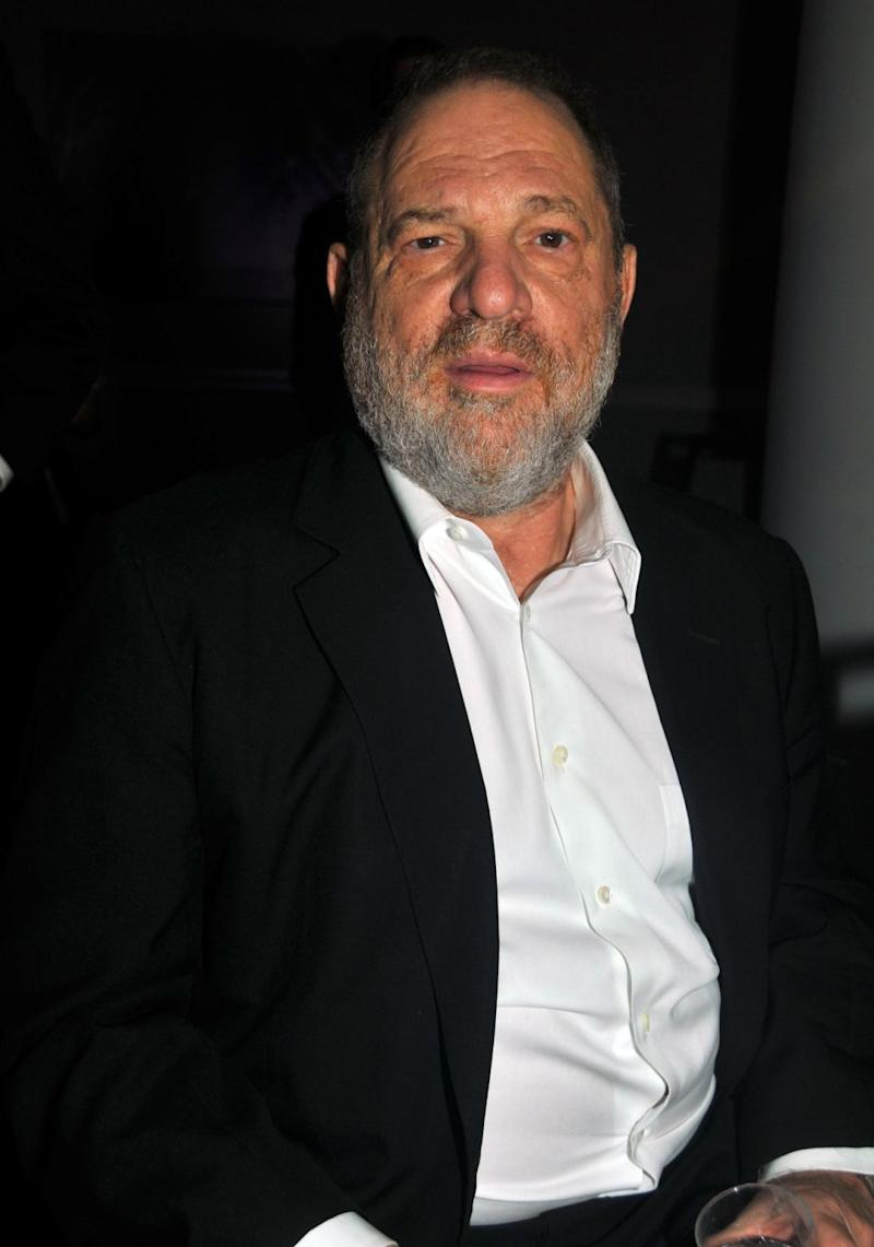 Scandalous claims about Harvey Weinstein (here last month) recently emerged. Source: Getty