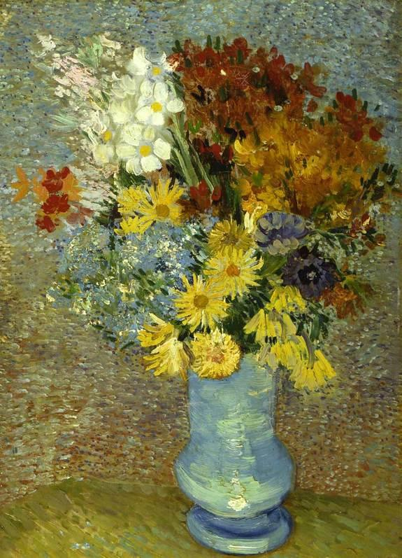 Cause of Puzzling Color Change in Van Gogh Painting Found