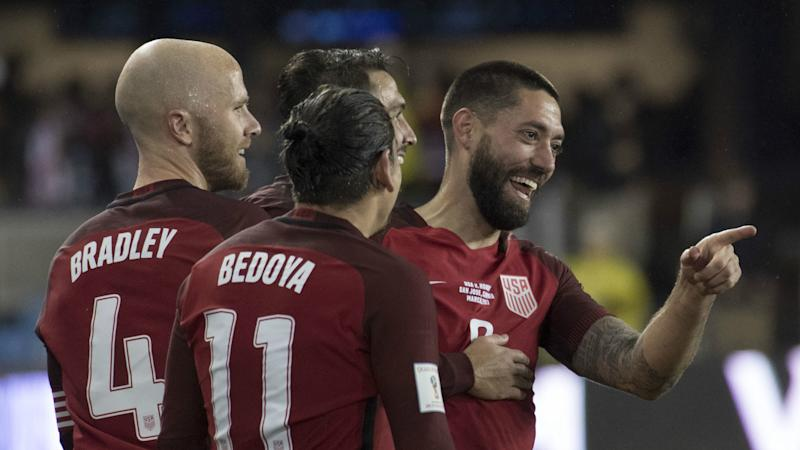 Player Ratings: High marks for Dempsey, Pulisic in USA rout of Honduras
