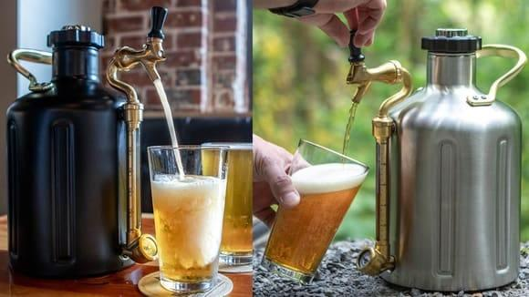 The best gifts for men: GrowlerWerks uKeg