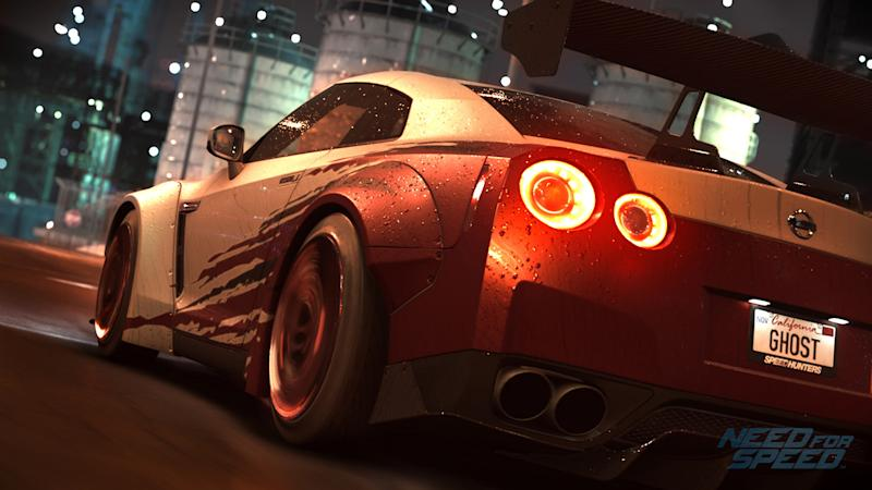 Electronic Arts files trademark application for 'Need for Speed Arena'