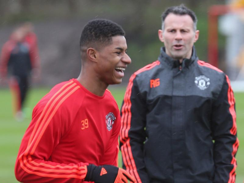 Rashford is at risk of becoming predictable: Getty