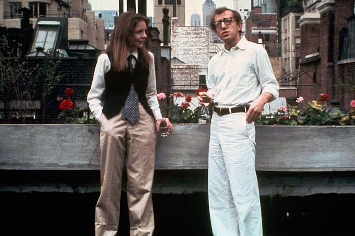 <p>Diane Keaton's titular cool girl from this Woody Allen film has been a style influencer long before social media even existed, and her artsy-meets-effortless looks are the perfect Halloween costume recipe.</p>