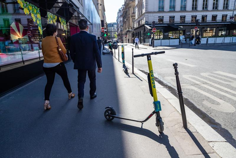 Sting Operations Help Startups Crack Down on Stolen Scooters