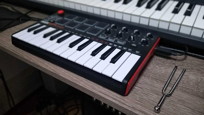 Best gifts for musicians: Akai Professional MPK Mini