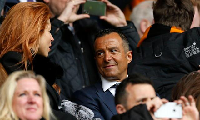 Wolves' link with agent Jorge Mendes to face Premier League scrutiny