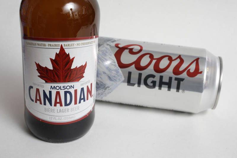 Molson Coors beats analysts' expectations in fourth quarter