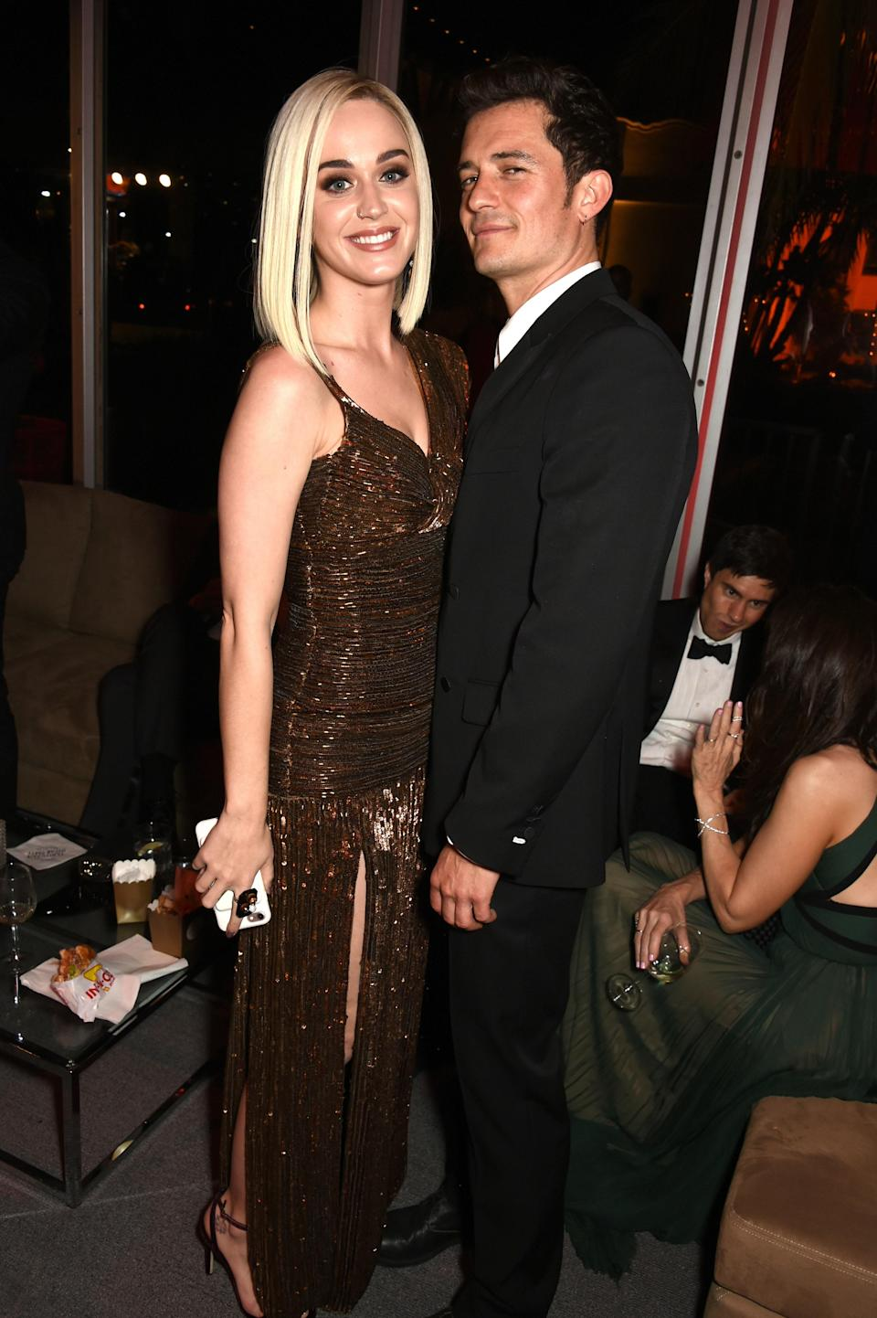 "<h1 class=""title"">2017 Vanity Fair Oscar Party Hosted By Graydon Carter - Inside</h1> <cite class=""credit"">Photo: Dave Benett/Getty Images</cite>"