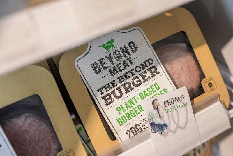 Beyond Meat tumbles after secondary offer is priced