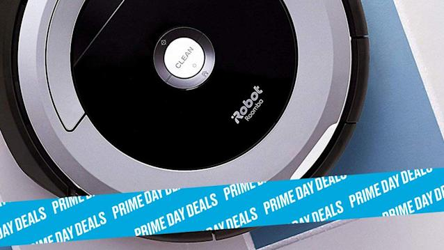 Photo Illustration by Elizabeth Brockway/The Daily Beast * Save 39% on iRobot Roomba Robot Vacuums * WiFi-enabled, carpets and hard floor-capable, low profile, top-rated. * Shop the rest of our other Prime Day deal picks here. Not a Prime member yet? Sign up here.Let robots clean up after you, or at least let them help. Any of these robot vacuums on sale during Prime Day has the features you definitely want in your robot vacuum: WiFi lets you schedule them and control them from anywhere with your phone, low profile design means they can dock anywhere and hide to maintain your home aesthetic, and the reviews really give you an idea of how popular these are. Jump on the high-quality robovac train today with hundreds in savings. | Get it on Amazon > Let Scouted guide you to the best Prime Day deals. Shop Here >Scouted is internet shopping with a pulse. Follow us on Twitter and sign up for our newsletter for even more recommendations and exclusive content. Please note that if you buy something featured in one of our posts, The Daily Beast may collect a share of sales.Read more at The Daily Beast.Got a tip? Send it to The Daily Beast hereGet our top stories in your inbox every day. Sign up now!Daily Beast Membership: Beast Inside goes deeper on the stories that matter to you. Learn more.