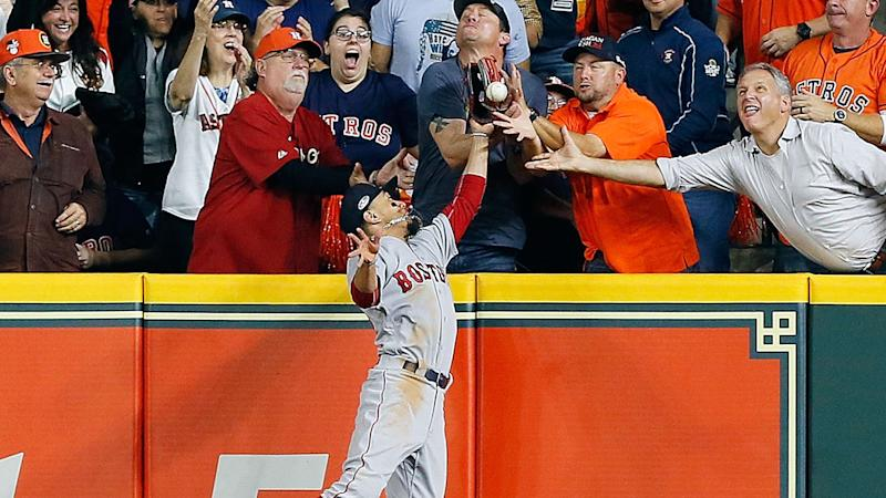 Ian Kinsler and Red Sox advance to World Series, Bregman's Astros out