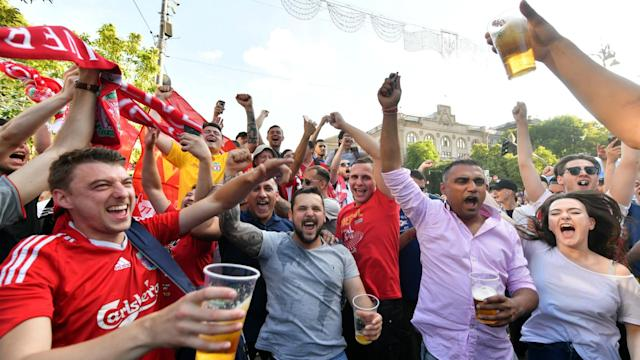 Over 700 Reds fans are in danger of missing out on the encounter between Jurgen Klopp's side and Real Madrid in Ukraine