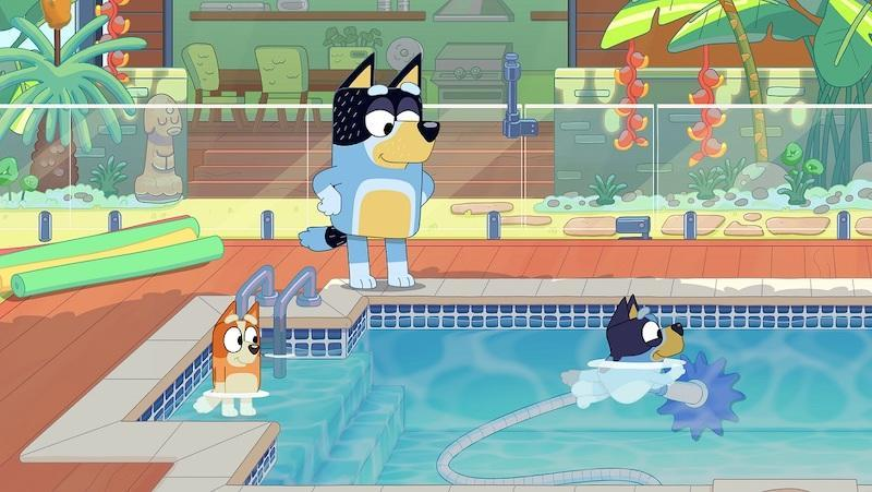 The critically acclaimed children's series promotes active parenting by both parents. — Picture courtesy of BBC Studios