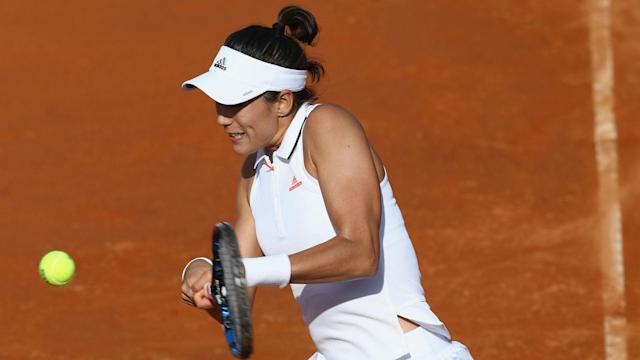 As the French Open draws near, reigning champion Garbine Muguruza appears to be finding form at just the right time.