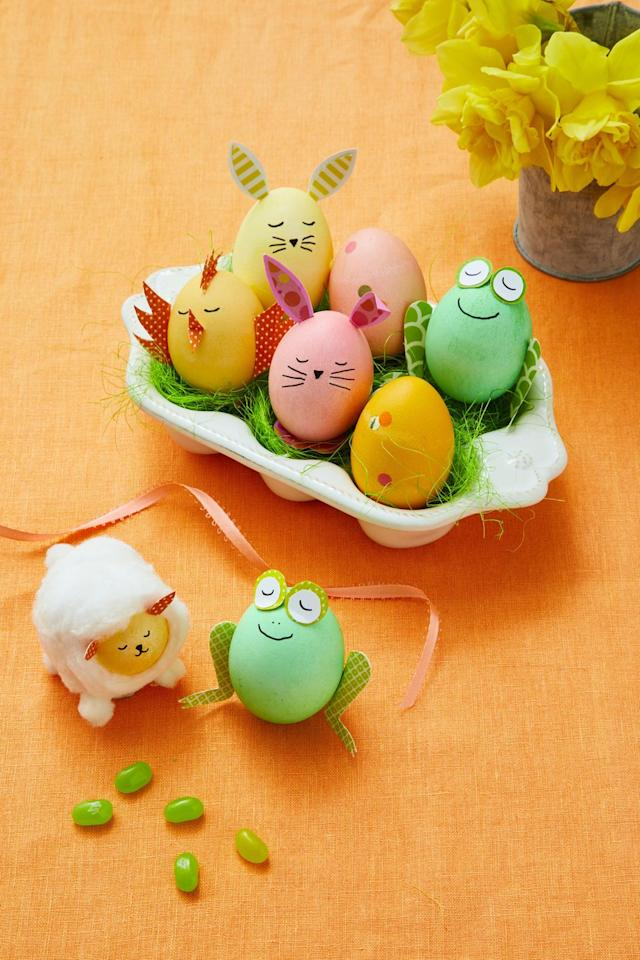 52 Easy Egg Decorating Ideas To Get You Egg Cited For Easter