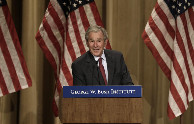 Bush Institute holds conference on energy