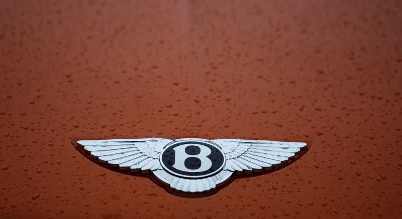 Face masks and a factory redesign: How Bentley plans reduced return to work