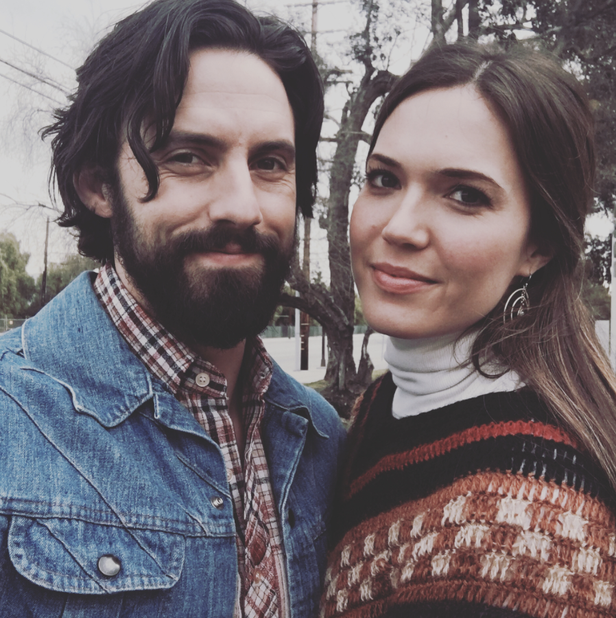 "<p>""I found these while I was scrolling through my phone. The very first pics of Jack and Rebecca,"" shared the <em>This Is Us </em>star, pictured with her TV husband, Milo Ventimiglia. ""Taken on some weird patch of grass (to potentially be used as set dressing?) during a camera test for the pilot. I remember knowing I was in good hands already with this guy. Thank goodness for him and our whole #thisisus family. I love them so."" (Photo: <a rel=""nofollow"" href=""https://www.instagram.com/p/Bbk6JI6nDoF/?taken-by=mandymooremm"">Mandy Moore via Instagram</a>) </p>"