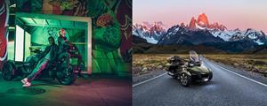 The Can-Am Ryker continues to bring more people into riding, and the 2021 Can-Am Spyder RT Sea-to-Sky pays tribute to the Sea-to-Sky Highway between Vancouver and Whistler in British Columbia, Canada.